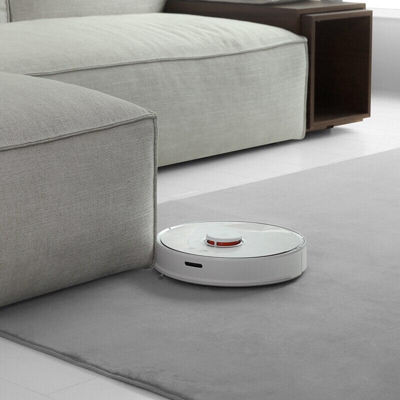 Робот пылесос xiaomi roborock s5 S51 2 для дома автоматический пылесос для уборки пыли стерилизовать умный планируемый мытье уборки - 5