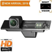 Câmera de visão traseira para bmw série 1 m1 e81 e87 f20 f21 116i 118i 120i 135i 640i, backup invertendo câmera de visão noturna hd câmera