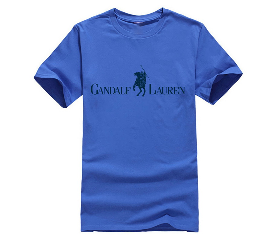 Gandalf <font><b>Lauren</b></font> Retro T Shirt For Youth Middle-age The Old image