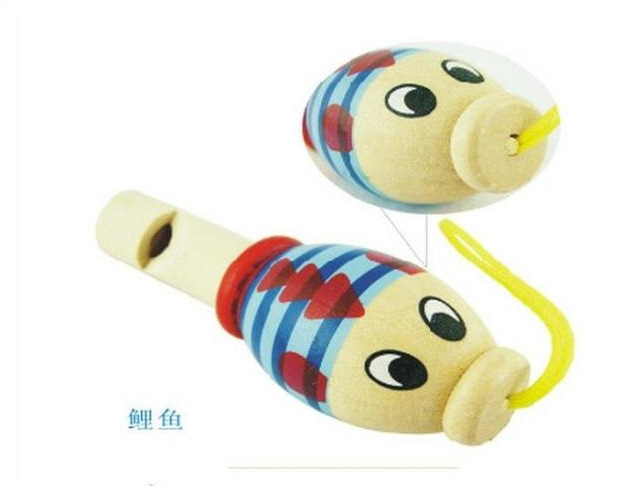 CHILDREN'S Toy Wooden Animal Small CHILDREN'S Toy Cartoon Toys Unisex Non-Can Hang Keychain