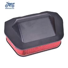 Motocykl filtr powietrza Cleaner dla YAMAHA XVS1300 XVS 1300 XVS1300A północ Star11C 07 10 XVS1300A północ Star1CS 11 13