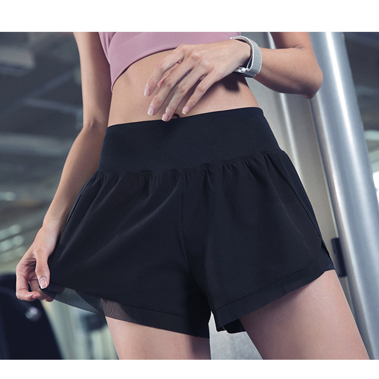 New Leisure Sports Shorts Light Proof Loose Fit Running Loose Women's Sports Shorts