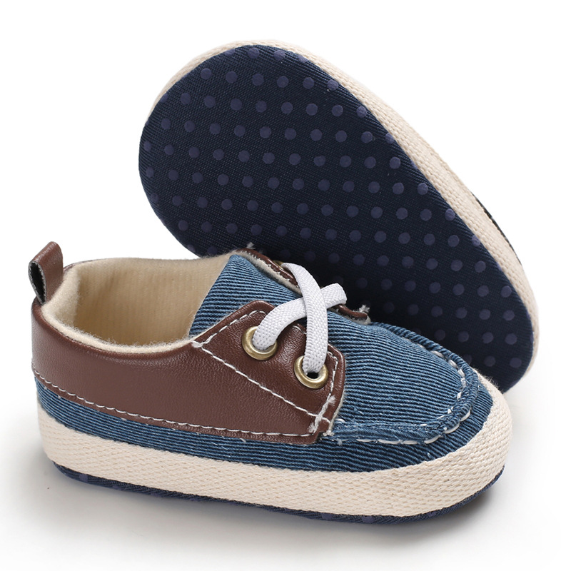 Triursus Newborn Baby Boys Girls Casual Shoes 2020 Spring and Autumn Brand Designer Toddler First Walkers Slip on Baby Moccasins