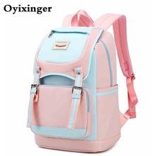 Girls Both Shoulders Backpack Girl Schoolbag Middle Junior School Student Backpacks For Children Mochila Escolar Childrens Bags