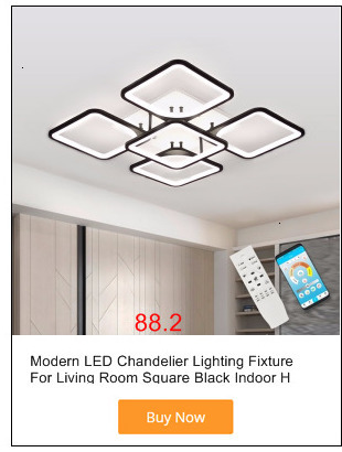 Hf36e18b49e8645e79c7aa21abd2c8765w Touch Remote Dimming Modern plafon LED Ceiling Lamp Fixture Aluminum Dining Living Room Bedroom Lights Lustre Lamparas De Techo