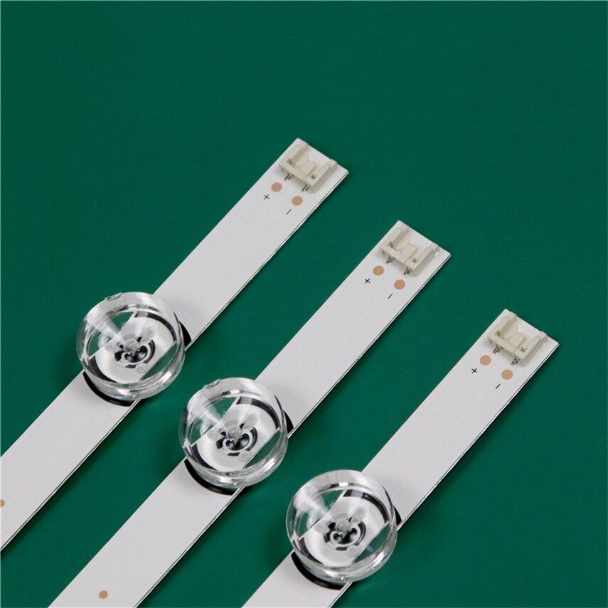 Image 3 - LED TV Illumination Part Replacement For LG 32LF632V ZC 32LF650V ZB 32LF6529 ZA LED Bar Backlight Strip Line Ruler DRT3.0 32 A BLight Beads   -