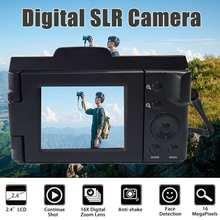 2.4 Inch Digital Camera Slr TFT-LCD Camcorder HD 1080P 16x