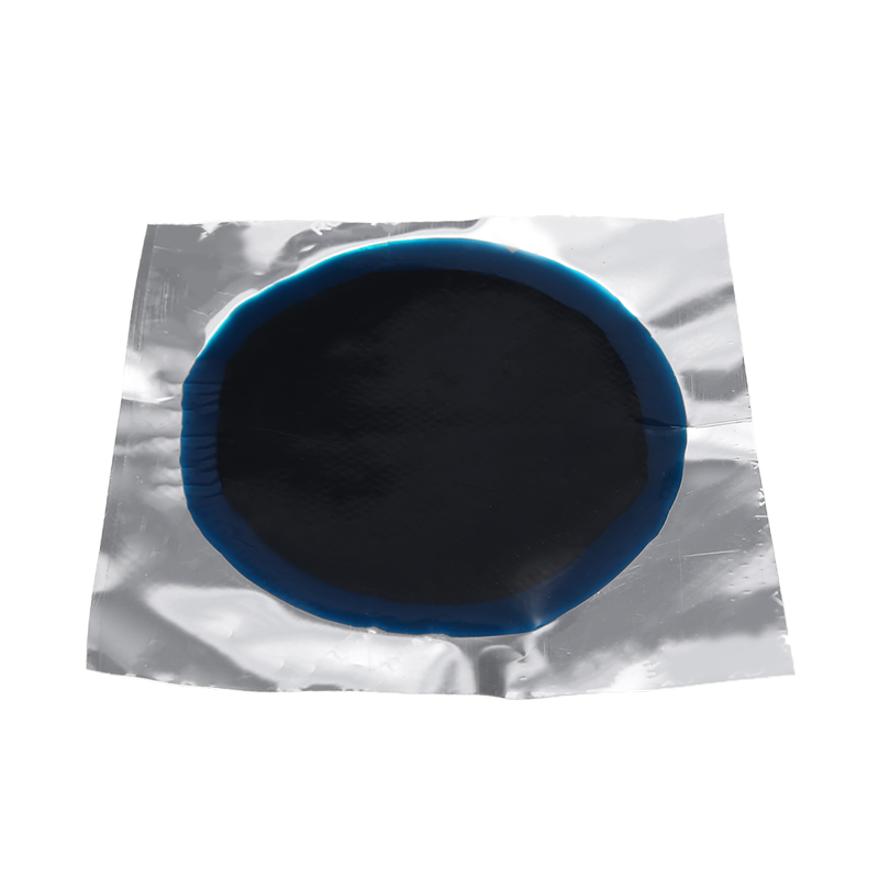 20pcs Round Radial Tire Repair Patch Tool Rubber Material For Auto Car Off-road ATV Scooter Tubeless Tool Kits 55*55MM