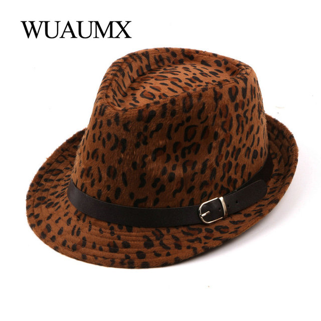 Nuevo sombrero leopardo