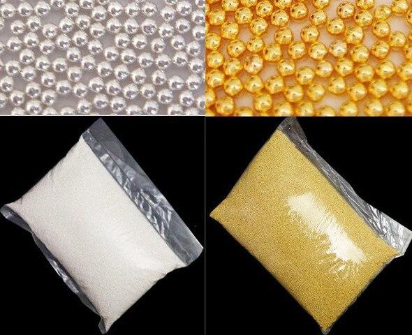 1 пакет 6 размеров микро стальные шарики смешанные 08 3 мм золотистые/серебристые/черные/розовые