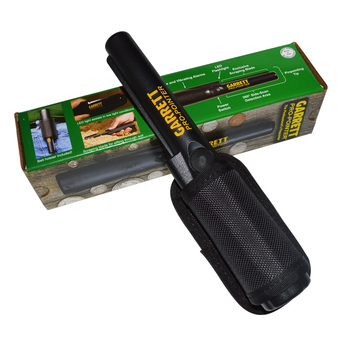 Battery Operated Pinpointer Metal Detector to Search Underground Gold Coin Used for Mining