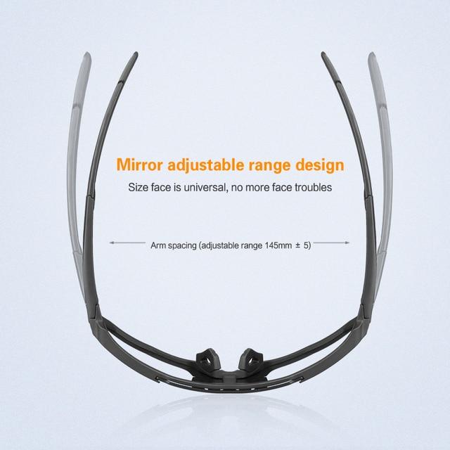 X-TIGER polarizado ciclismo eyewear óculos de ciclismo mountain bike óculos de sol uv400 equitação óculos de ciclismo 4
