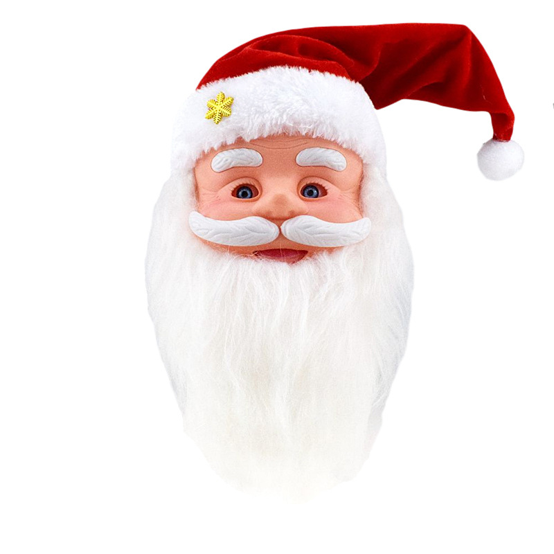 Creative Novelty Sing Speak Christmas LOTORY Doll Electric Christmas Claus Toy Christmas Gift