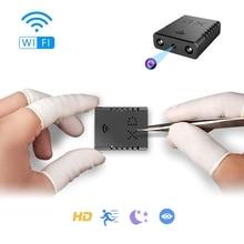 HD 1080P mini kamera Wifi Mini mikro kamera spor kalem kamera ses Video kaydedici kızılötesi gece görüş hareket algılama sq11