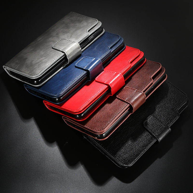 KISSCASE Case For iPhone 6 6S 7 8 Plus X Cover Wallet Stand Flip Leather Cases Phone Accessories For iPhone X XS MAX XR 6s 7 7 8