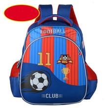 2019 New Children School Bags Girls Football Backpack Kids Satchel Boy Car Knapsack Girl For Space Bag