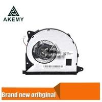 Akemy FOR ASUS UX305 UX305U UX305UA U305UA U305U laptop fan CPU cooler FAN NC55C01 15G04 13NB0AB0P01011