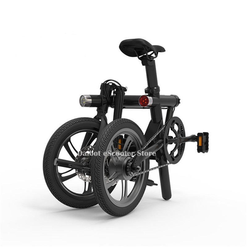 16 zoll Elektrische Bikes Erwachsene Zwei Rad Elektro Fahrrad 350W 36V Mini Folding Tragbare Elektrische Fahrrad Bike