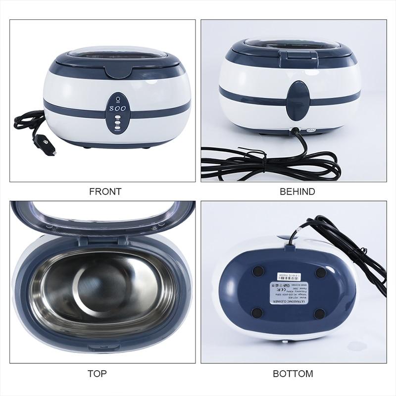 limpeza ultra-sônica mini lavagem mais limpa para