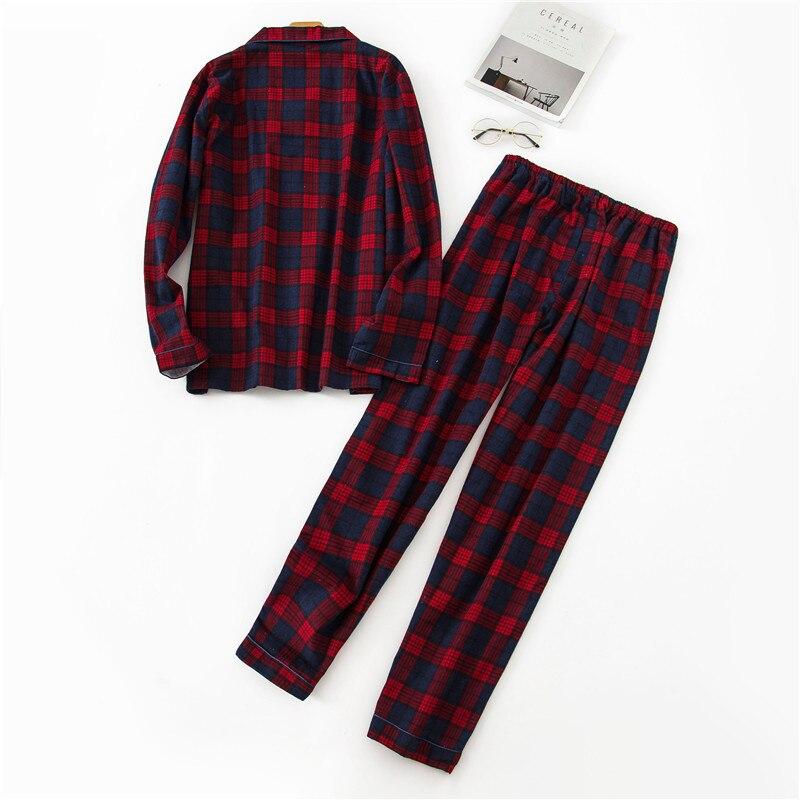 Image 5 - 100% cotton Sexy stars pajamas sets men sleepwear autumn winter male pyjamas pijama hombre mens cute cartoon pajamas sets-in Men's Pajama Sets from Underwear & Sleepwears on AliExpress