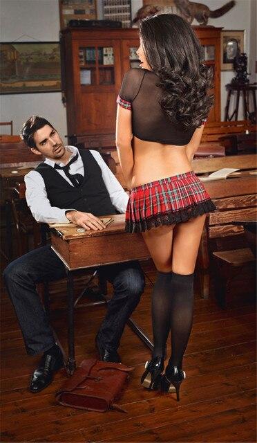 Σέξι στολή μαθητριούλας