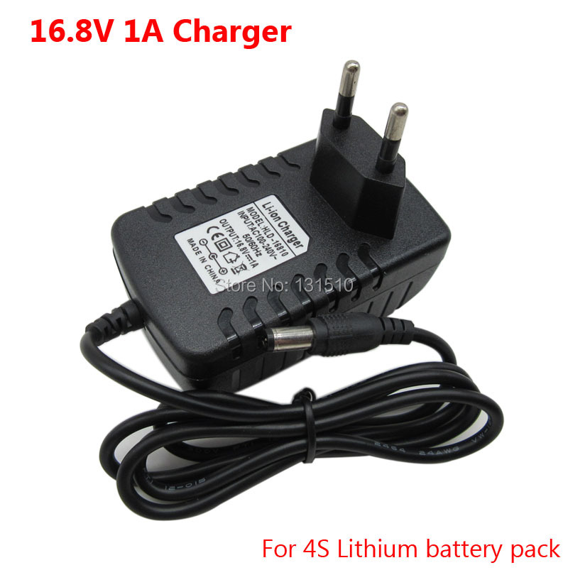 25.2V 1A US AC//DC Charger Adapter for 6S 18650 Li-ion LiPo Lithium Battery Packs