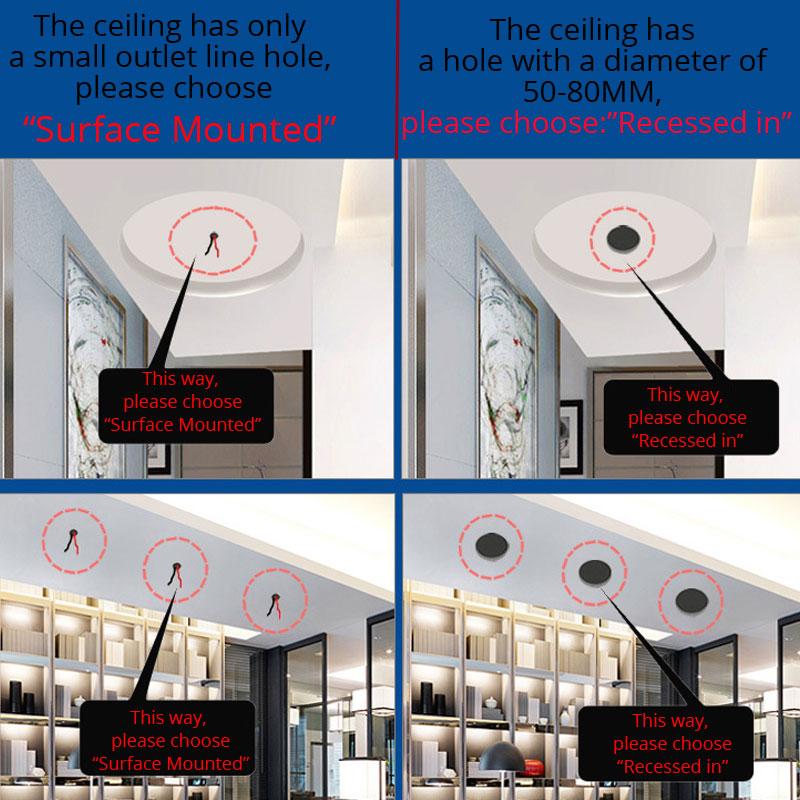 Hf3750c7fcd014ab7a69aa1ba956e537cs Modern LED Ceiling Light 3W  6W 9W 12W wall Sconce Art Gallery Decoration Front Balcony lamp Porch light corridors Light Fixture