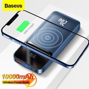 Внешний аккумулятор Baseus, 20 Вт, 10000 мАч 1