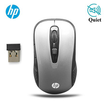 Original HP S2000 2.4G Wireless Mouse Laptop Computer Mice 800-1600dpi Optical Mute Portable Gaming Mouse Dropshipping hp z3700 mute slim optical 2 4ghz wireless mouse silent colorful 1200dpi laptop computer mice