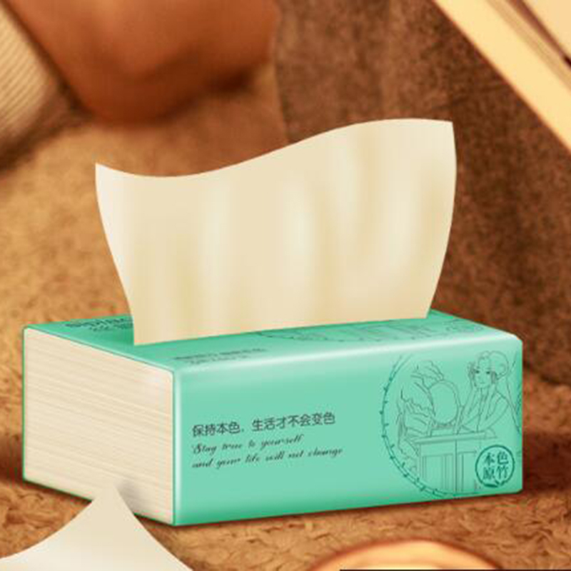 5 Packs Thickened Paper Towels Large Size Toilet Paper Soft Toilet Paper Facial Tissues Available For Mother And Babies