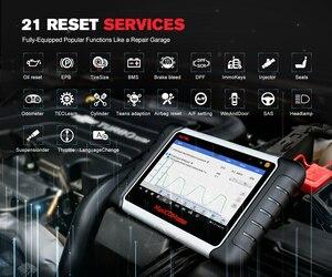 Image 4 - Autel MaxiCOM MK808TS OBD2 Bluetooth Scanner Car Diagnostic Tool OBD 2 Code Reader Programing TPMS Sensor PK DS808 MK808 TS608