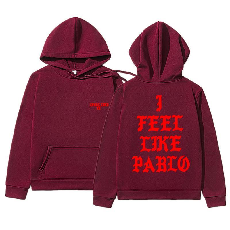 Kanye West I FEEL LIKE  Pablo Hoodie 6