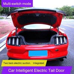 QHCP samochód elektryczny podnośnik tylnej klapy System wspomagania tylnej klapy jeden czujnik aktywowany stopą wyzwala zestaw głośnomówiący dla Ford Mustang 2015-2020