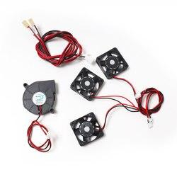 Części do drukarek BLV MGN Cube 24V 4010 wentylator 24V 5015 wentylator z kablem do drukarki 3d BLV