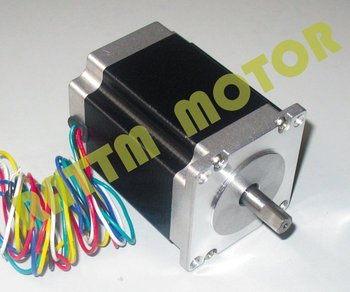 New products! NEMA23 6 wires 76mm length CNC stepper motor stepping motor/3.0A image