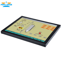 17 Inch Industrial Panel PC All In One PC Intel J1800 J1900 3855U i5 i7 CPU Touch Screen Co