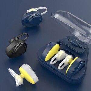 Bluetooth наушники Беспроводной наушники-вкладыши TWS с Шум шумоподавления наушники спортивные Водонепроницаемый игровых гарнитур С микрофоном