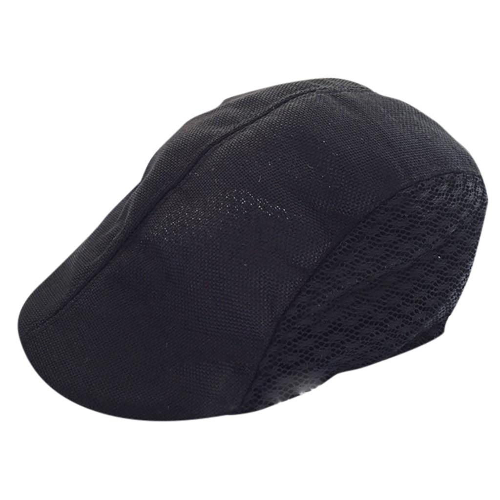 ANDERDM Luxury Summer hat Black Silver Pink Sequin Handmade mesh Cool Sports Baseball caps