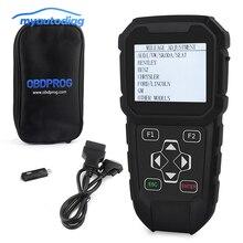 Automotive Diagnostic Tool OBDPROG MT401 Mileage Adjustment Tool Correction Odom