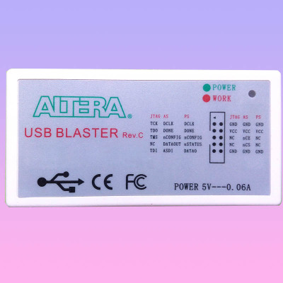 Altera USB Blaster Download Line FPGA / CPLD Downloader