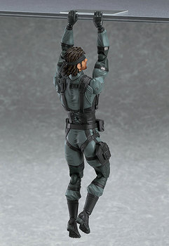 Figma 243 METAL GEAR SOLID 2: SONS OF LIBERTY 15cm Snake PVC Action Figure Collectible Model Toy 4