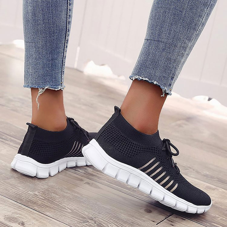Women sneakers 2020 breathable mesh sneakers women shoes slip on soft walking shoes woman tenis feminino vulcanized shoes