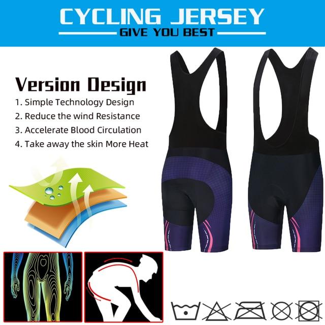 2021 maillot ropa ciclismo roupas de bicicleta de estrada nova moda femal lazer skinsuit 4