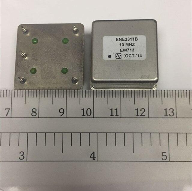 درجة حرارة ثابتة كريستال ENE3311B 10MHZ 5 فولت مربع موجة