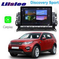 Reproductor Multimedia Liislee para coche NAVI para Land Rover Discovery Sport 2014 ~ 2018 Radio estéreo de navegación GPS