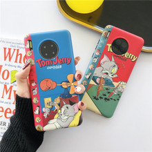 Funny Cat Pattern Phone Case For Huawei