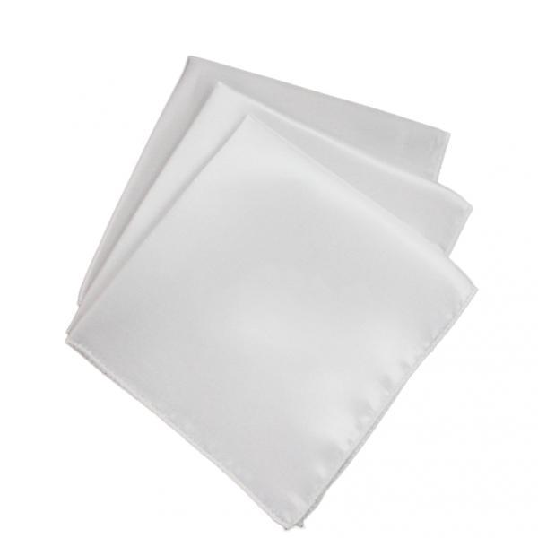 Pack Of 20 Satin Cloth Napkin Pocket Handkerchief 12 X 12 Square Wedding Party Dinner Tableware Decorative