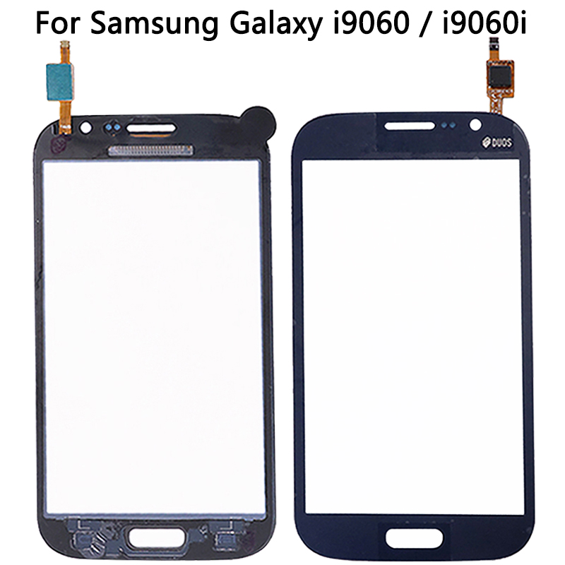 For Samsung Galaxy Grand GT I9082 I9080 Neo I9060 I9062 I9063 Plus I9060i Touch Screen Sensor Outer Glass Digitizer Panel