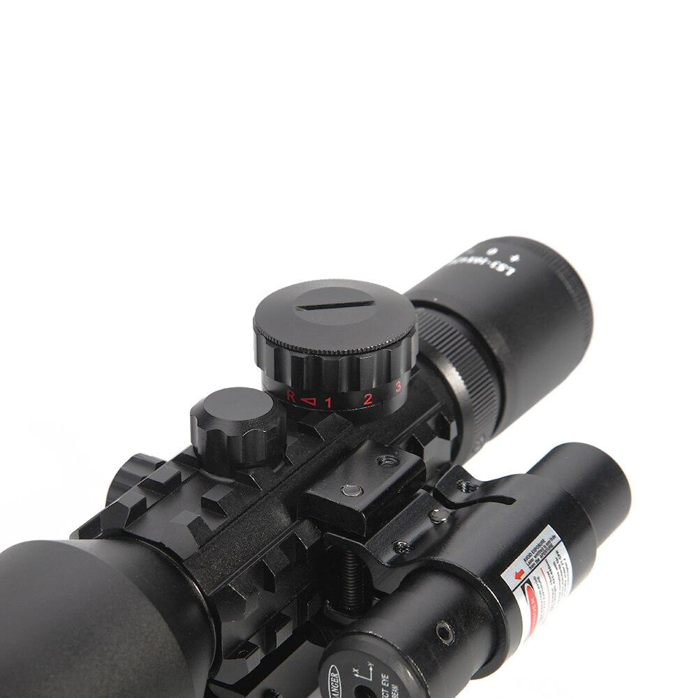 3 10x42eg caça escopo tático optics reflex