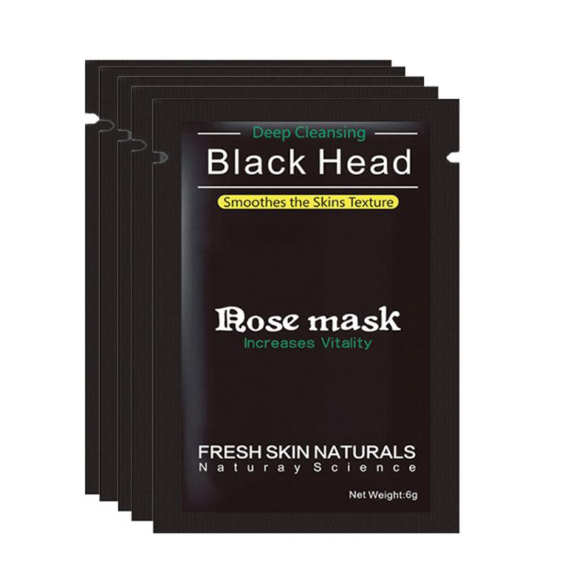 Nose Blackhead Remover Mask Pore Cleaner Acne Treatment Mask Deep Nose Pore Cleasing Strips Black Head Remover Tool 1Pcs TSLM1